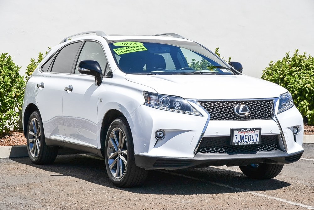 Pre-Owned 2015 Lexus RX 350 Crafted Line