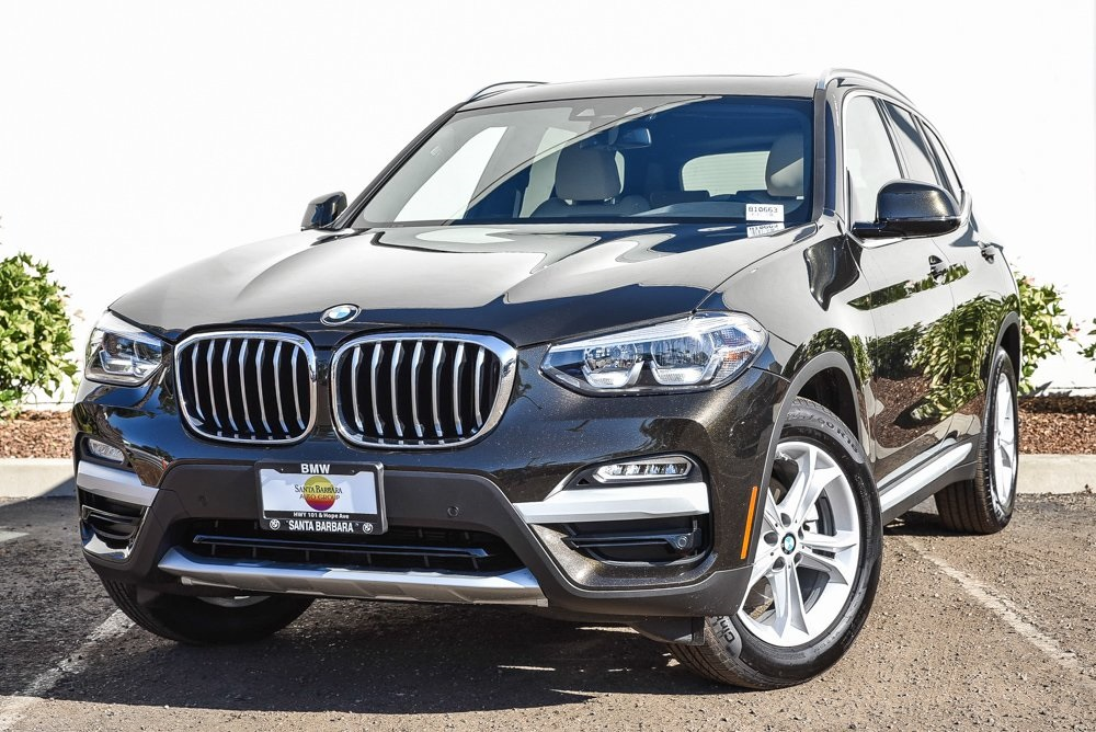 Pre-Owned 2019 BMW X3 sDrive30i