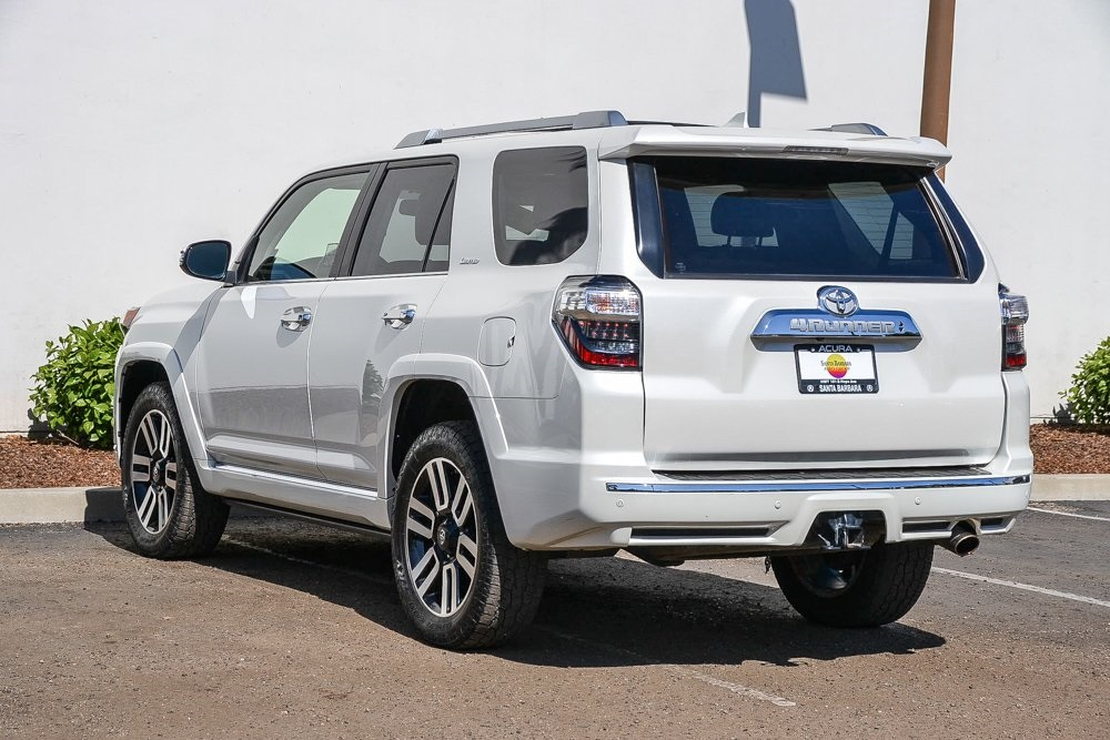 Pre-Owned 2017 Toyota 4Runner Limited