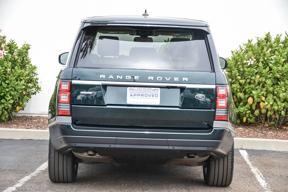 Pre-Owned 2015 Land Rover Range Rover 5.0L V8 Supercharged