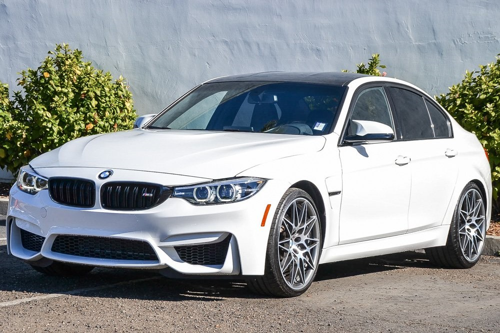 Pre-Owned 2018 BMW M3 M Comp