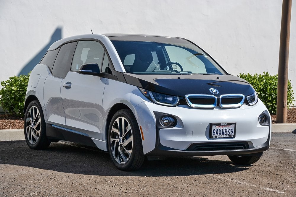 Pre-Owned 2017 BMW i3 94Ah