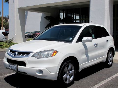Pre-Owned 2007 Acura RDX Technology Package