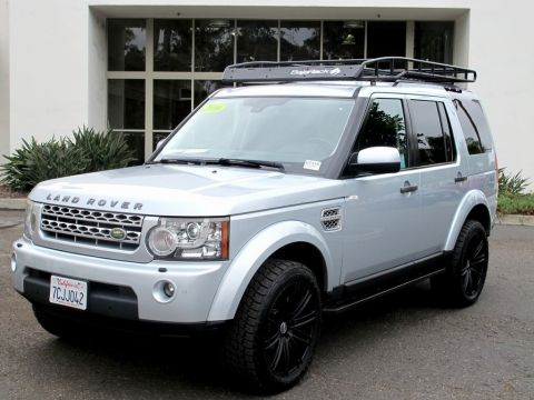 Pre-Owned 2010 Land Rover LR4 HSE