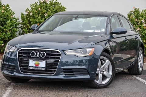 Pre-Owned 2012 Audi A6 3.0 Premium Plus