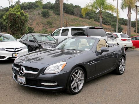 Pre-Owned 2015 Mercedes-Benz SLK SLK 250